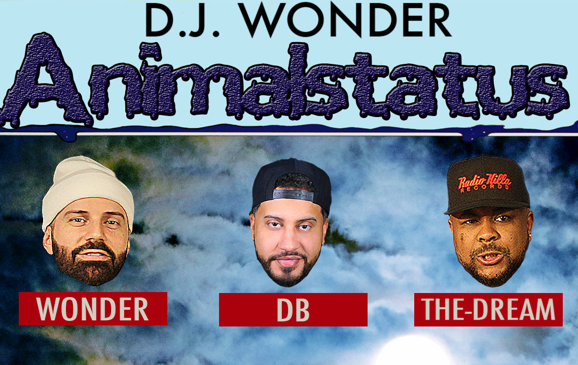 DJ Wonder Presents: AnimalStatus Episode 222 Featuring The-Dream