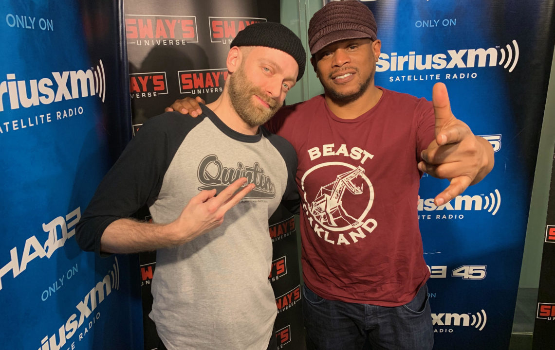 DJ Knife Sway In The Morning Mix