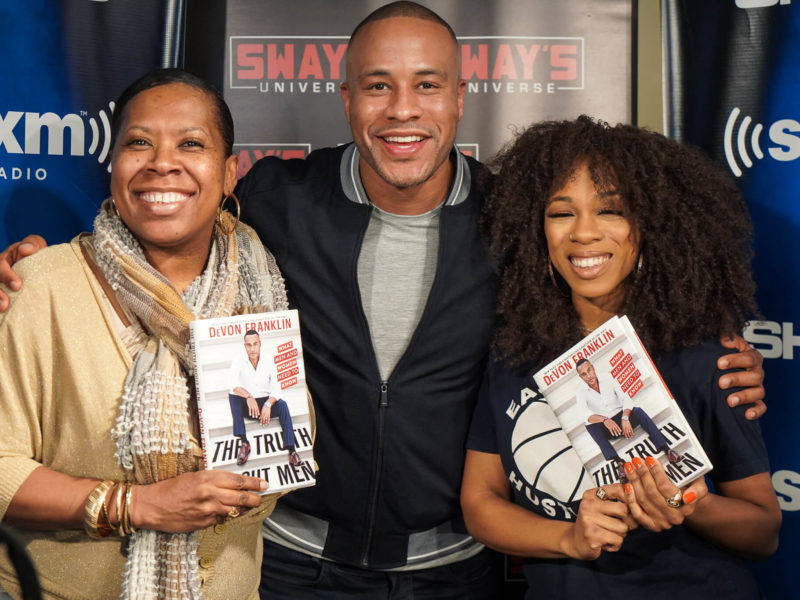 Devon Franklin Talks New Book 'The Truth About Men: What Men and Women Need to Know'