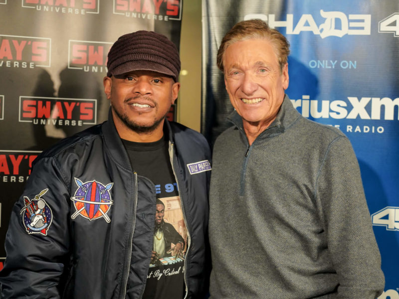 Maury Povich Smokes Weed Strain Named After His Wife Connie Chung