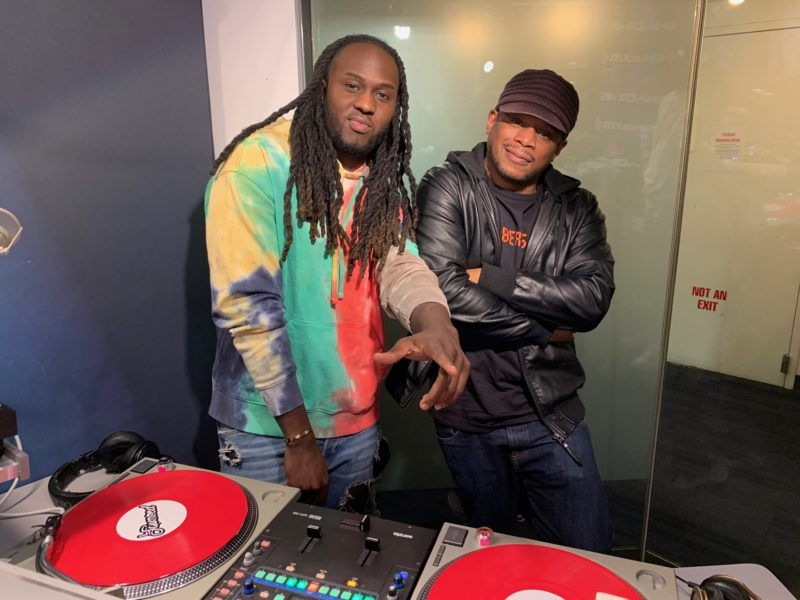 DJ L Squared Sway In The Morning Mix