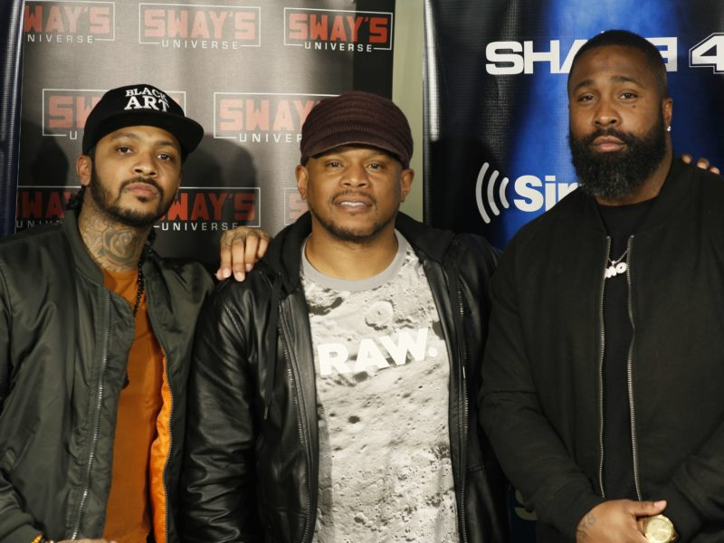 Black Ink Crew Chicago's Ryan and Don Talk Season 5 and The Dark Side of Reality TV