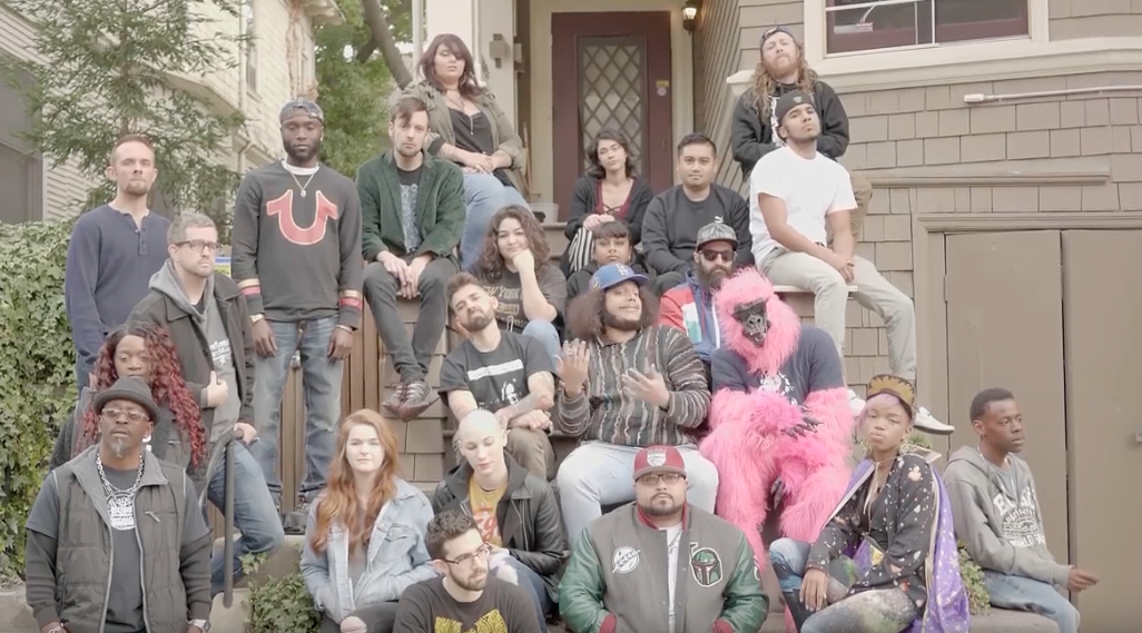 """Watch The Philharmonik's Video For """"Drugs"""""""