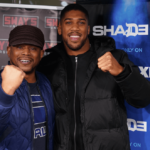 "Boxing  Heavyweight Champ Anthony Joshua predicts 8th Round TKO of Jarrell ""Big Baby"" Miller"