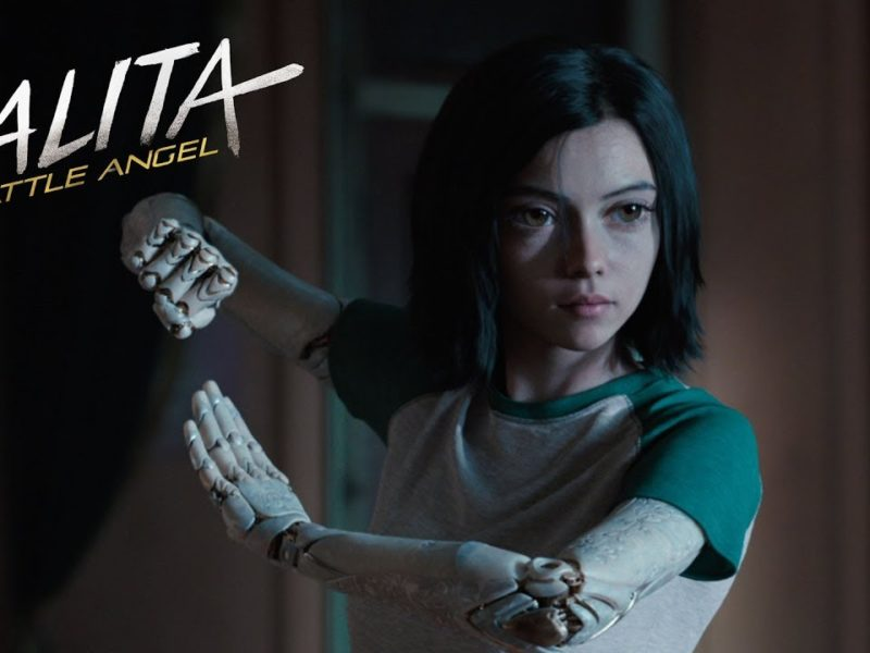 Movie Junkie: Alita: Battle Angel