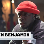 """Oswin Benjamin Performs """"Olive Oil"""" on Sway In The Morning at SXSW"""
