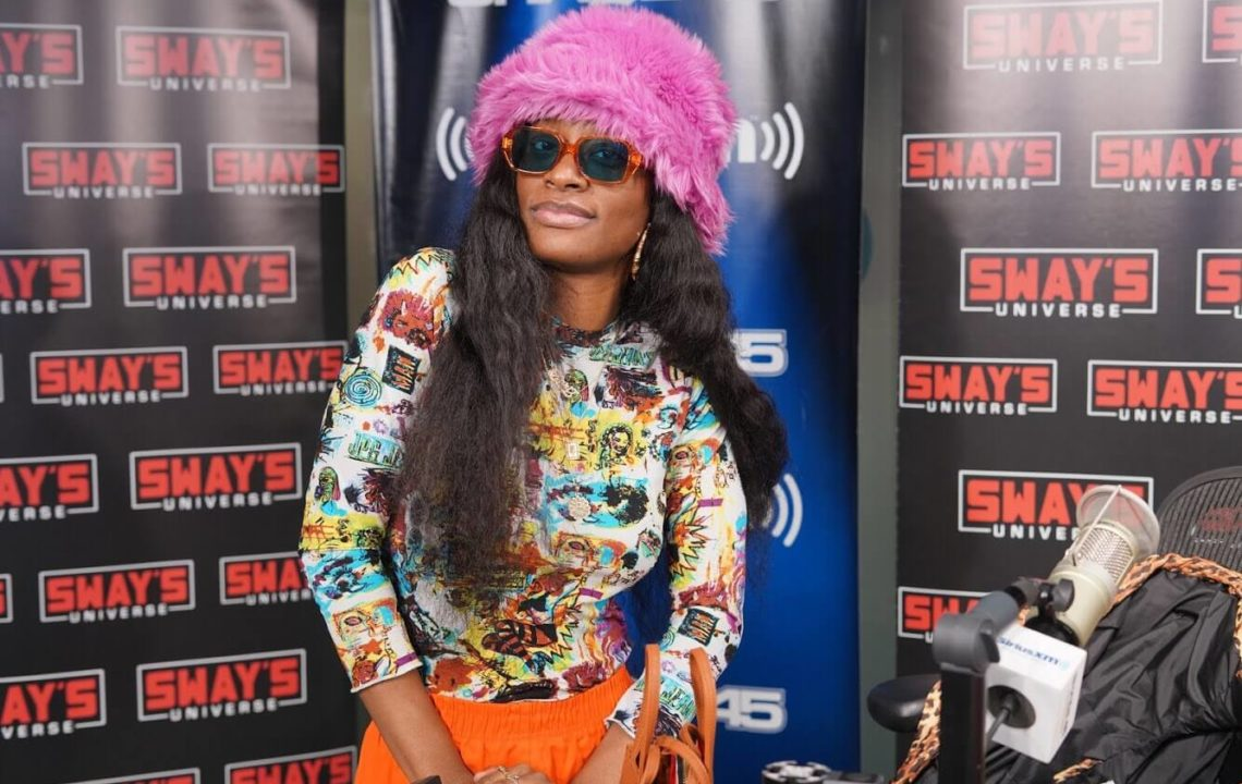 Kari Faux Talks New EP 'Cry 4 Help' on Sway In The Morning