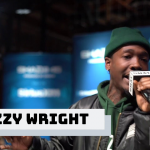 "Dizzy Wright Performs ""Problems and Blessings"" & ""Champagne Service""on Sway in the Morning SXSW"