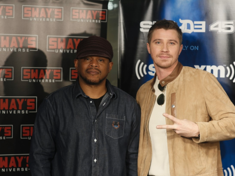 Garrett Hedlund Talks About Nextflix Film 'Triple Frontier'