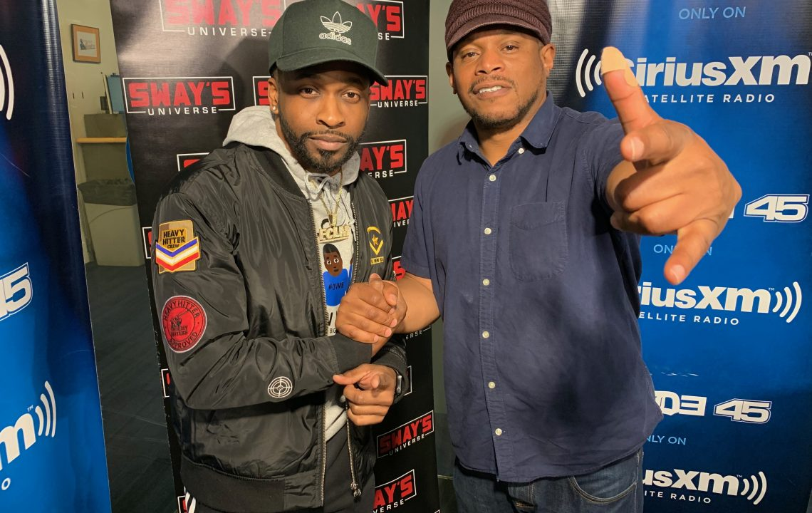 DJ New Era Sway In The Morning Mix