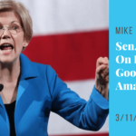 Political News: Mike Muse talks Reparations, Google, FaceBook and Amazon