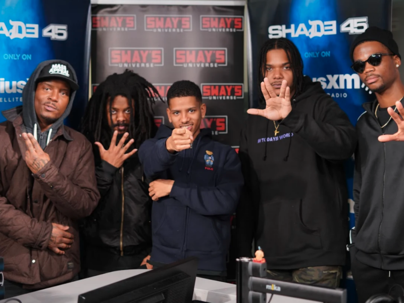 Mass Appeal's Starting 5 Freestyles The 5 Fingers of Death In The Friday Fire Cypher and Calls Out Dreamville, TDE and All Others