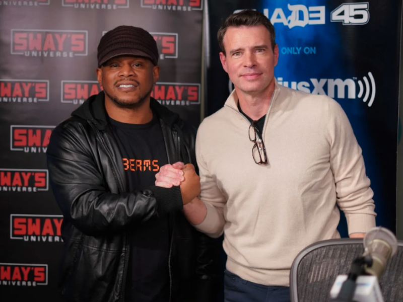 Scott Foley From 'Scandal' Talks New Show 'Whiskey Cavalier'