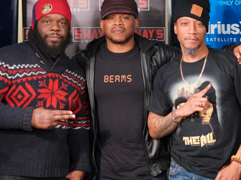 Legendary Hip-Hop Duo Smif-N-Wessun On Album 'The All' Produced by 9th Wonder & The Soul Council
