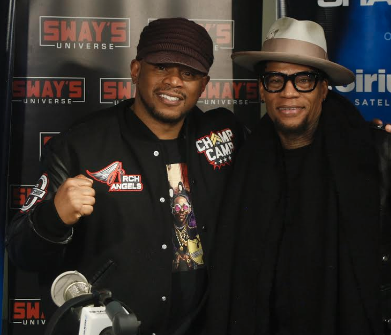 D.L. Hughley Compares Michael Jackson to R. Kelly, But Unapologetically Listens Their Music Still