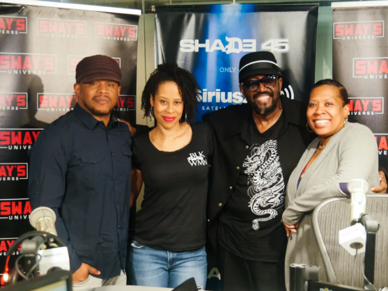 "The Legend Otis Williams and Dominique Morisseau Talk ""Ain't Too Proud"" on Broadway"
