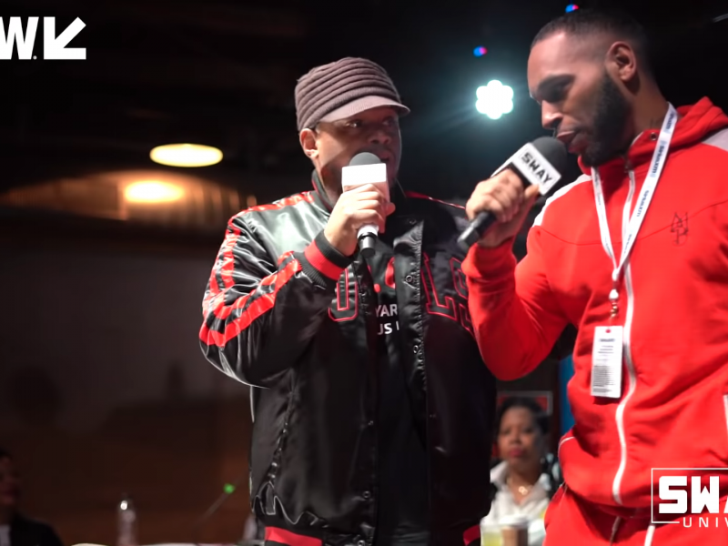 Sway In The Morning SXSW 2019 Cyphers