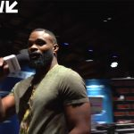 Tyron Woodley Performs Live on Sway In The Morning at SXSW