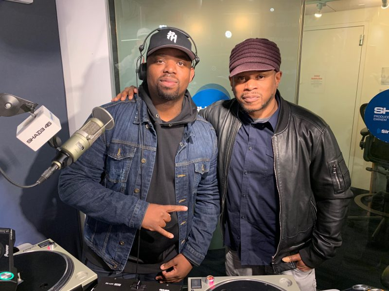 DJ PH Sway In The Morning Mix