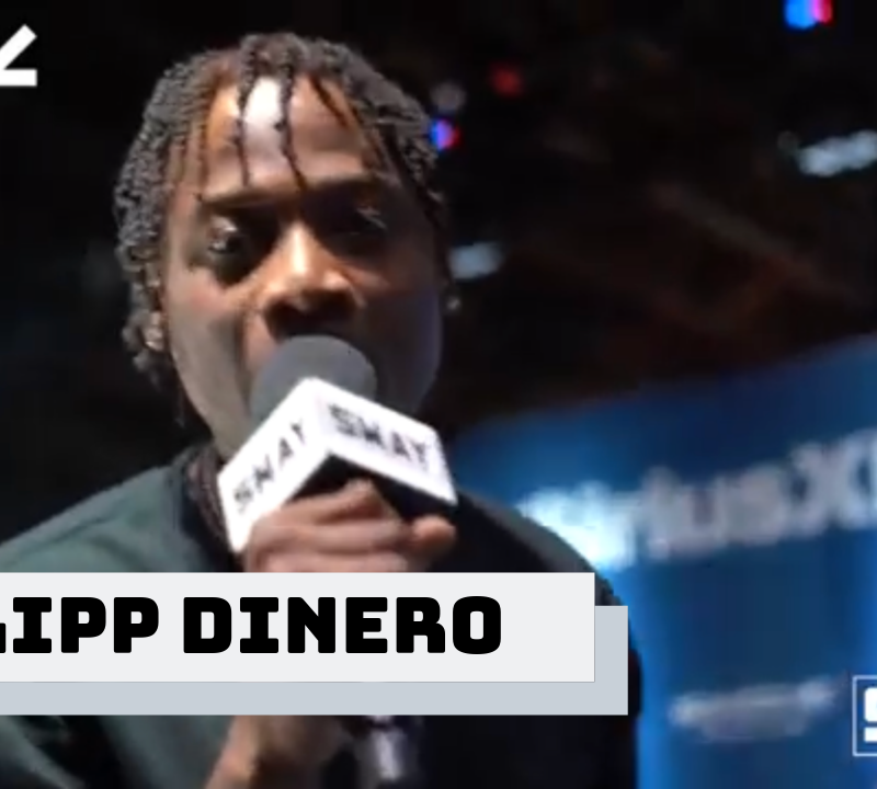 """Flipp Dinero Performs """"Leave Me Alone"""" on Sway In The Morning at SXSW"""