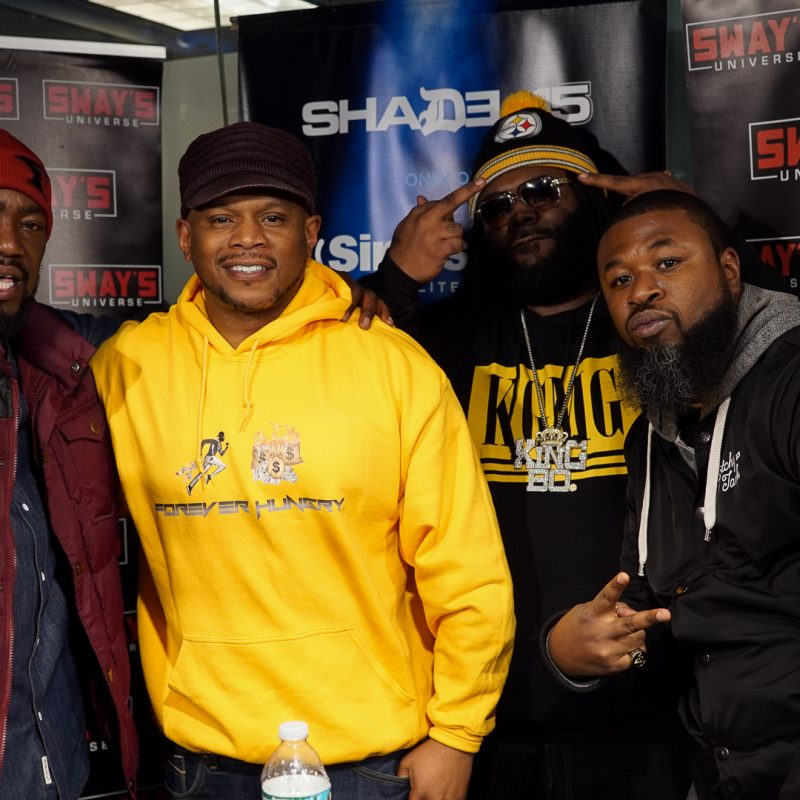 Friday Fire Cypher: King Bo Bandz and Rhymrcka Freestyle Over HaasG Beats