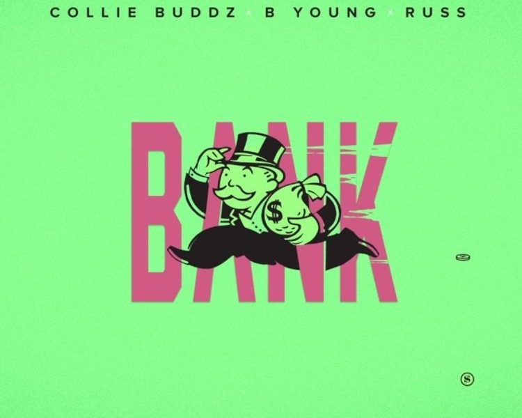 Collie Buddz New Single Bank Features B. Young & Russ