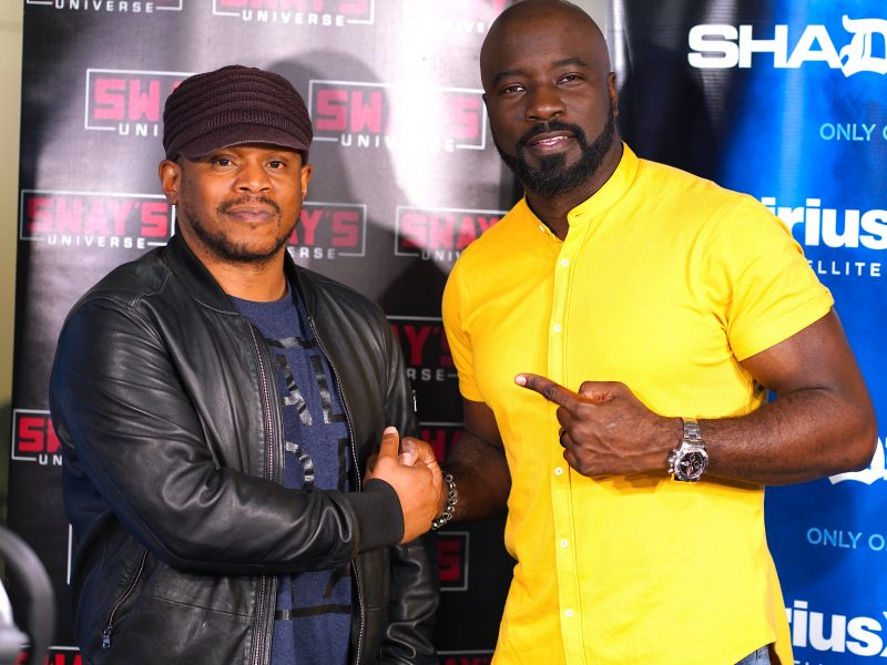 Mike Colter Talks Steph Curry and Devon Franklin's New Film 'Breakthrough'