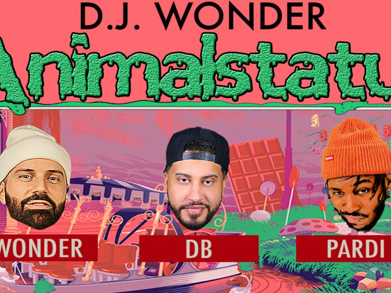 DJ Wonder Presents: AnimalStatus Episode 228 Featuring Pardison Fontaine