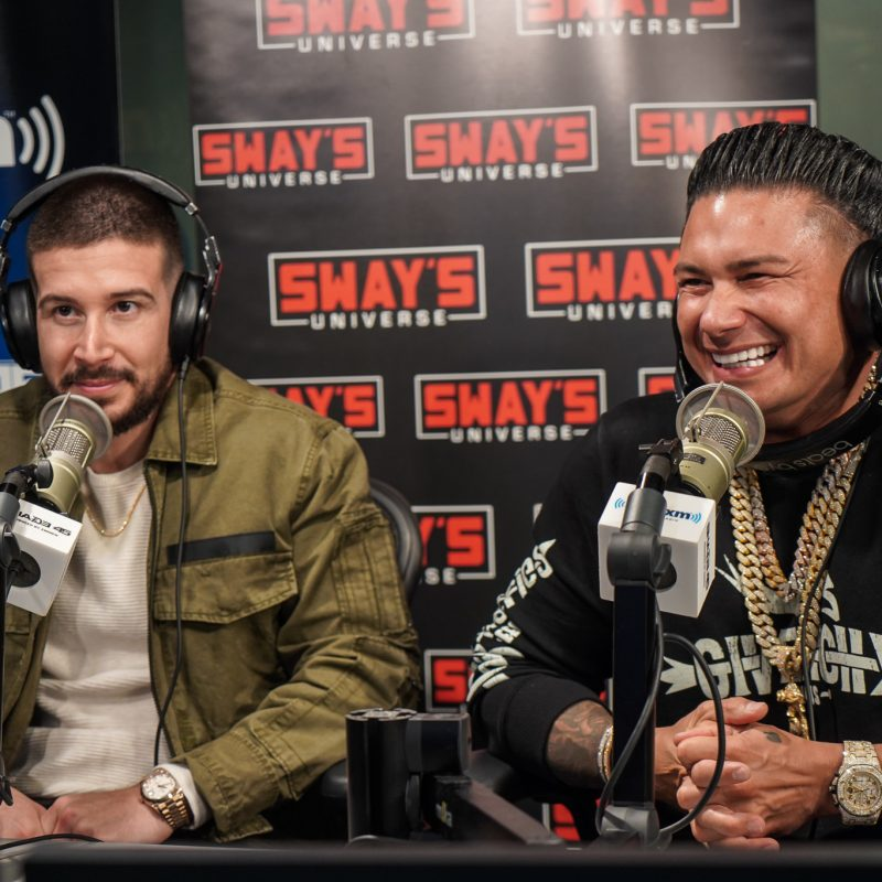 DJ Pauly D and Vinny Guadagnino Talk New Dating Show 'Double Shot of Love'