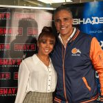 "Holly Robinson Peete & Rick Fox on ""Morning Show Mysteries"" & Insight on Magic Johnson Resigning from Lakers"