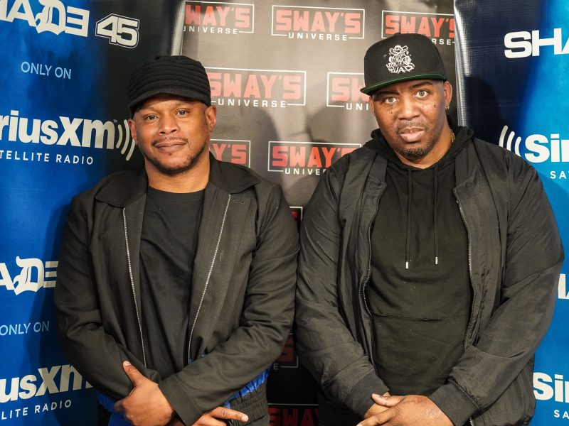 Erick Sermon Talks Business: His New Streaming Company, Sampling Company & New Album