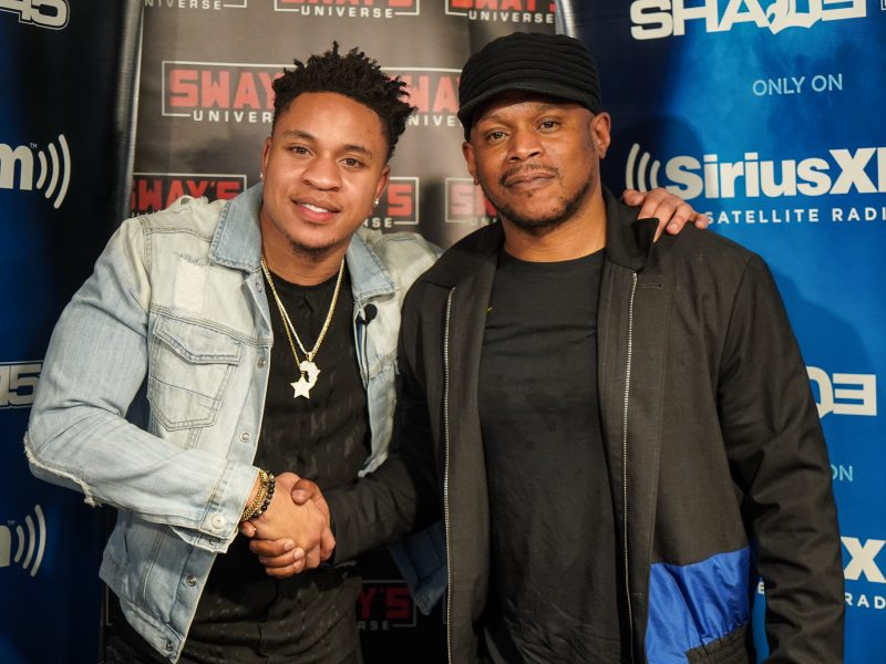 Rotimi Talks Struggle, High School with SZA, Health Regimen & New Music