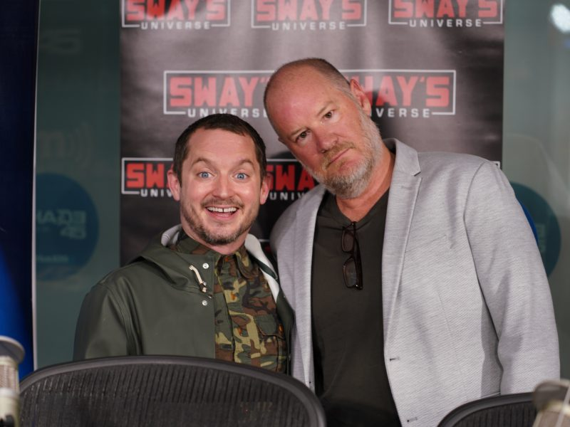 """Elijah Wood and Ant Timpson Talk """"Come to Daddy"""" Film"""