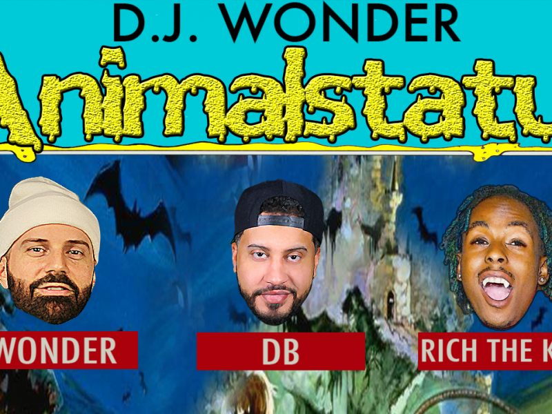 DJ Wonder Presents: AnimalStatus Episode 227 Featuring Rich The Kid