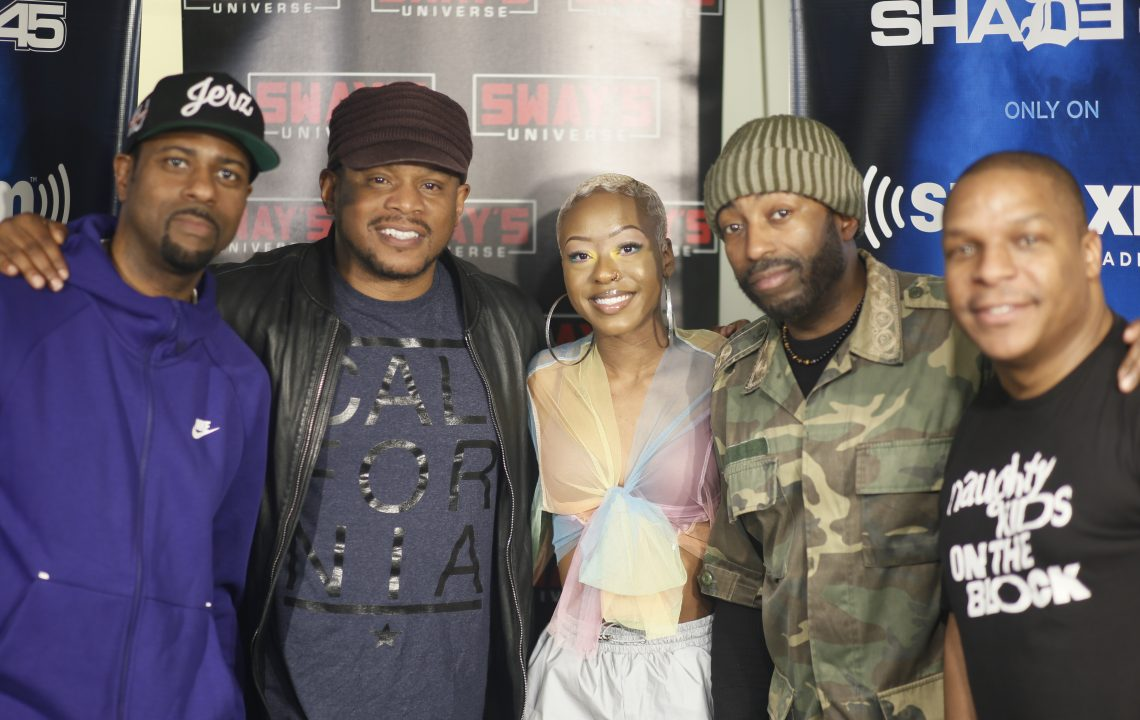 A&R Room: Naughty By Nature's Kay Gee and Vin Rock Introduced New Artist Leah Jenea