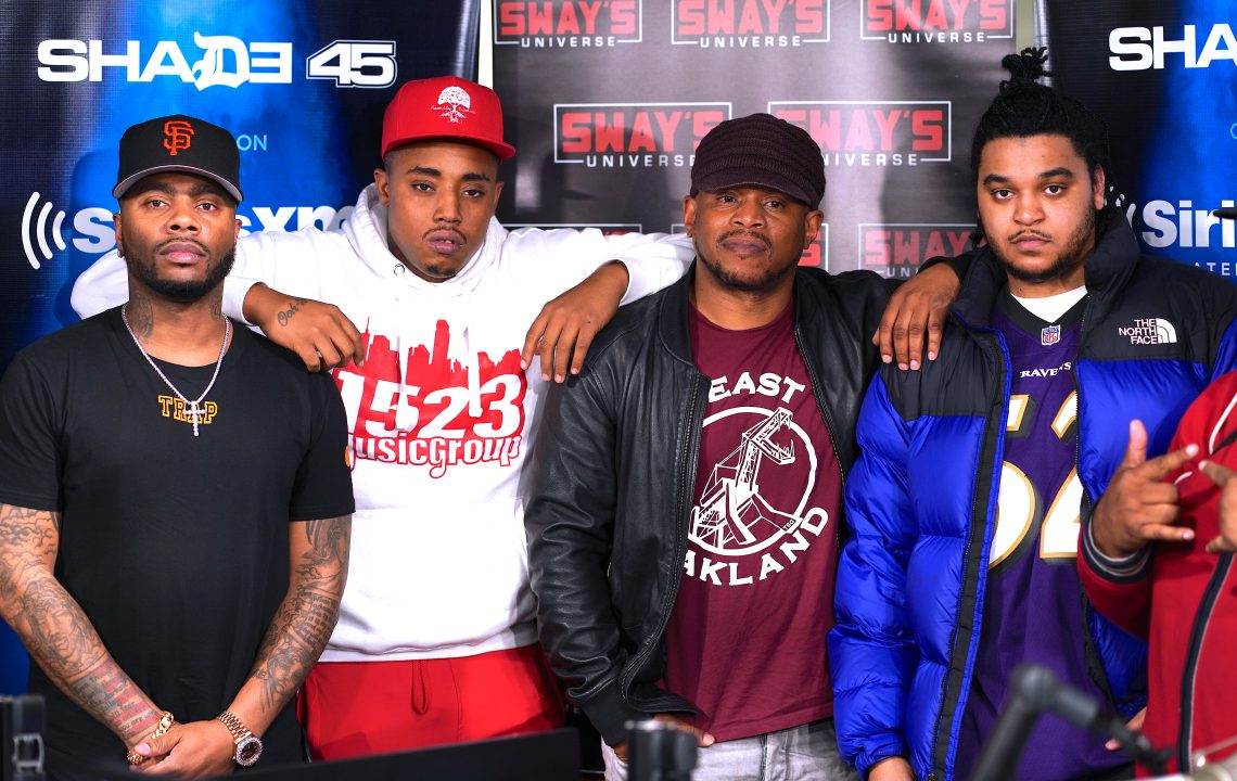 Friday Fire Cypher: J Quest and Veto Corli Trade Bars Over Ron Browz Beats