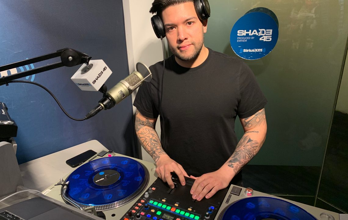 DJ Jon Luc Sway In The Morning Mix