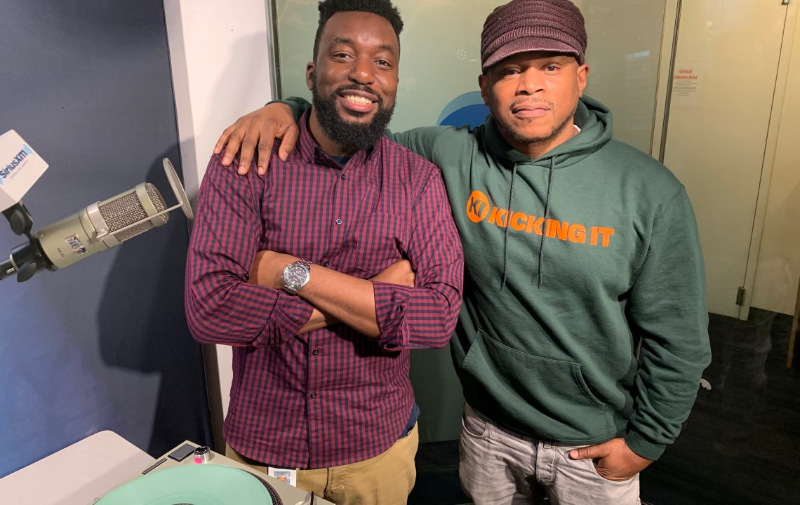 DJ Mike Medium Sway In The Morning Mix