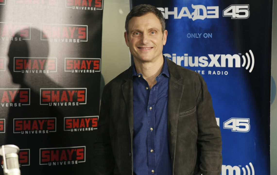 "Tony Goldwyn Shares Hilarious Story of Forgetting Lines on Stage + New ""Network"" Play"