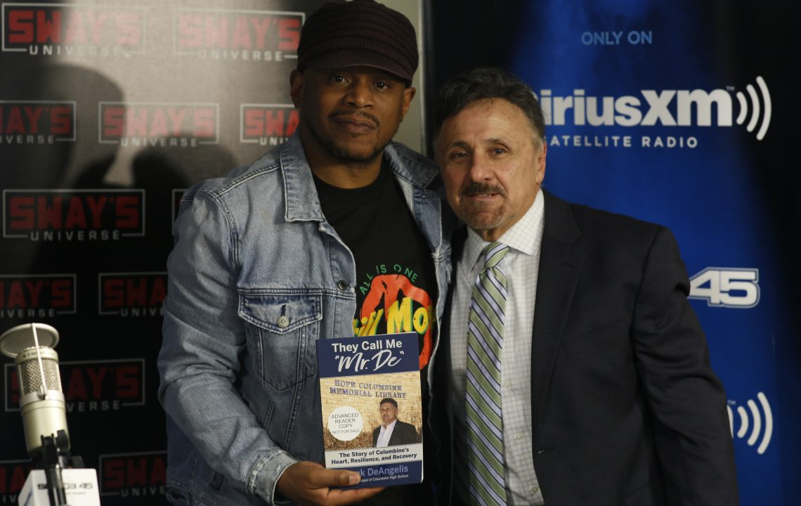 Columbine High School Principle Frank Deangelis Talks Columbine Massacre, Gun Laws & New Book