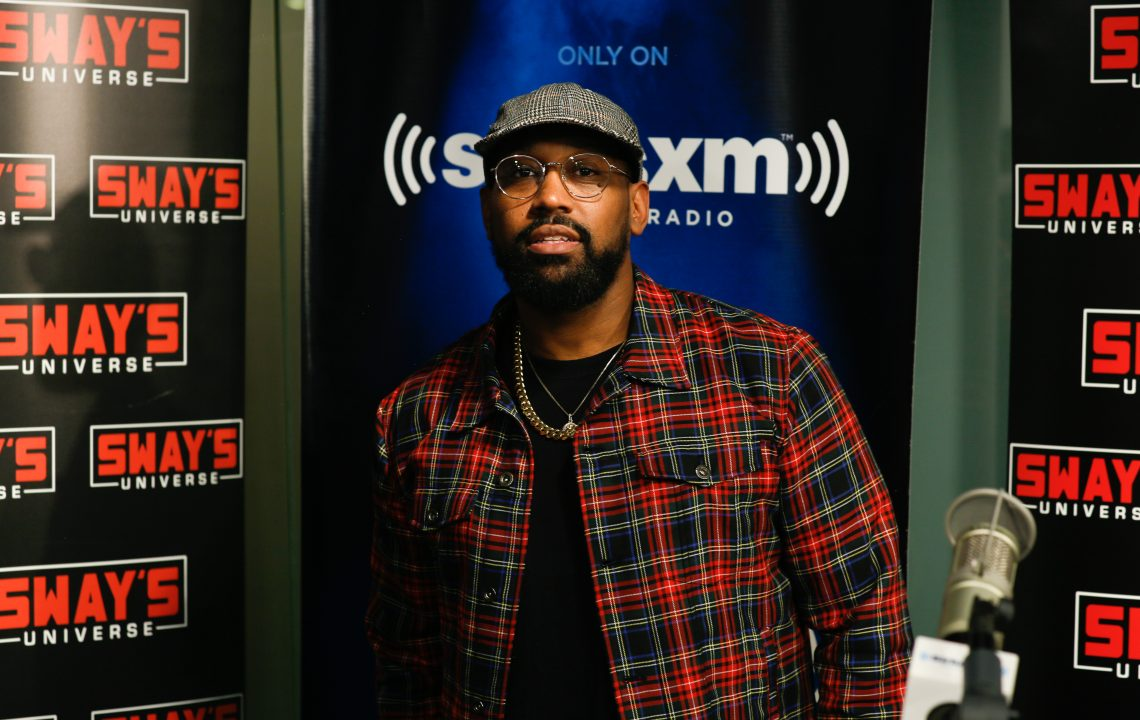 PJ Morton on Deal with Young Money, Performing at Super Bowl & Freestyles on Sway in the Morning