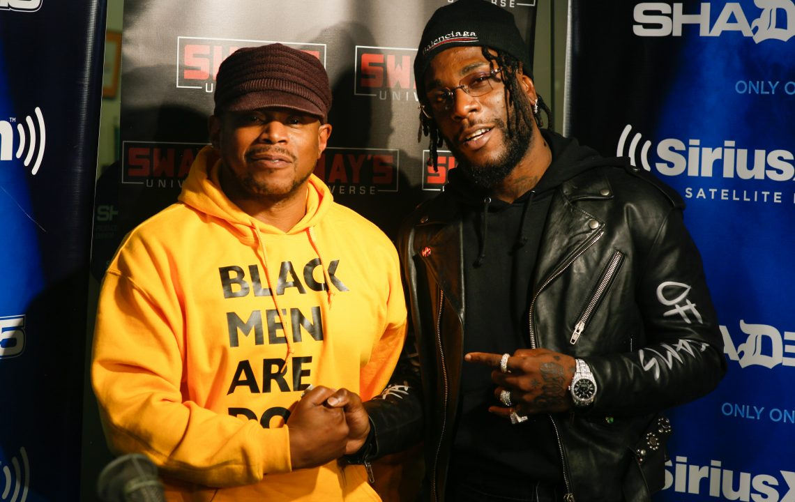 Burna Boy on Colorism & Culture in Africa & 5 Fingers of Death Freestyle