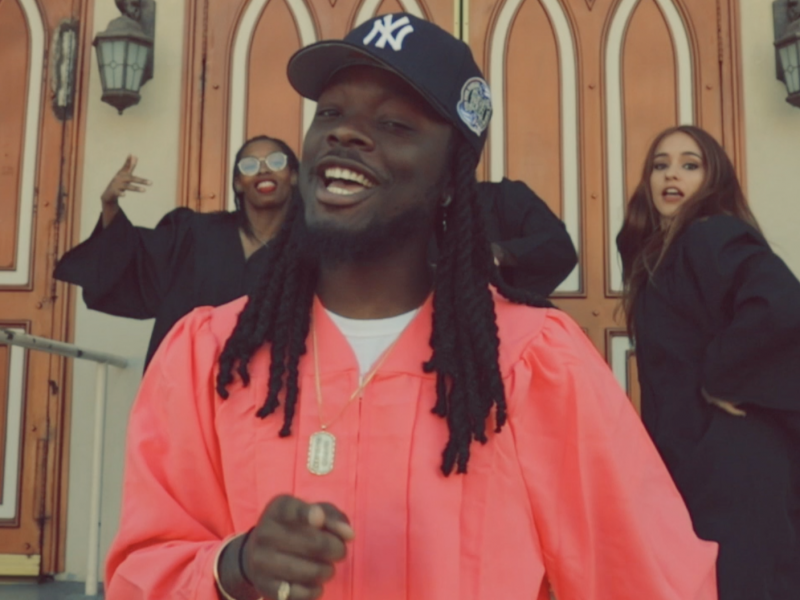 "World Premiere: Oswin Benjamin – ""Yessuh"" Video"