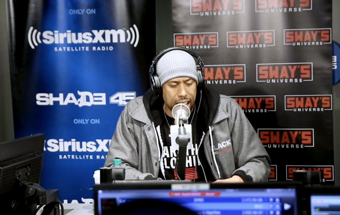 Affion Crockett Talks Top 5 Rappers, Does Hilarious Jay-Z Impression & Freestyles '5 Fingers of Death'