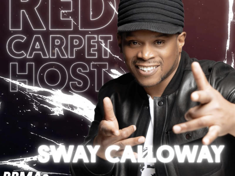 "Sway Calloway to Host ""BBMAs Red Carpet Live"""