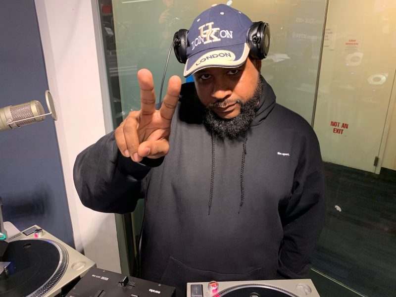 DJ Vyle Sway In the Morning Mix