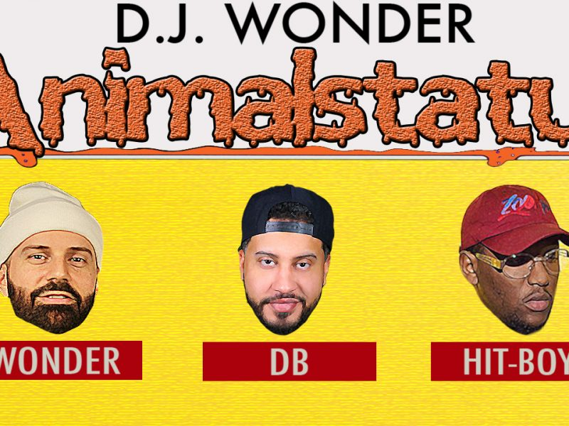 DJ Wonder Presents: AnimalStatus Episode 232 Featuring Hit-Boy