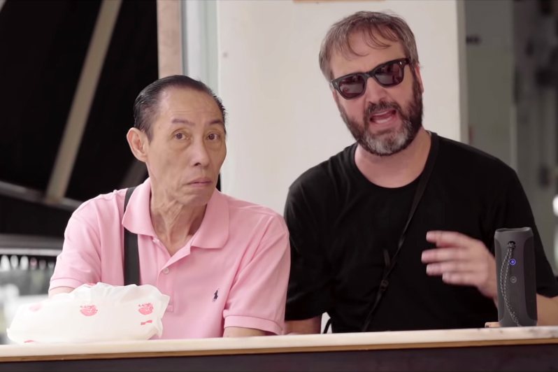 "Tom Green Drops ""I Wanna Be Friends With Drake"" Video"