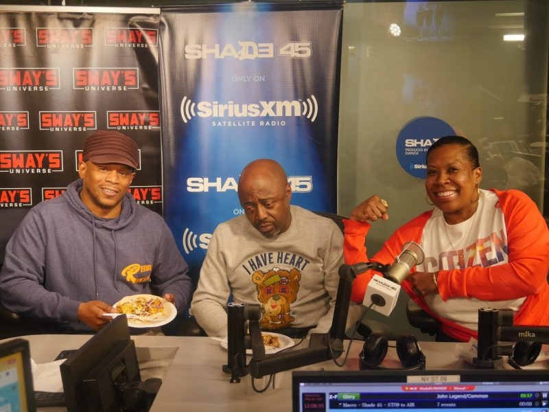 Donnell Rawlings Gets Crushed by Heather B I'm Cooking Challenge