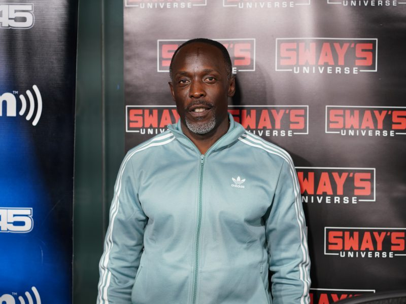 "Michael K. Williams on Surviving Molestation, Wrongful Central Park Conviction & ""When They See Us"" Series on Netflix"